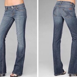 7 For All Mankind • Flynt Bootcut Jean